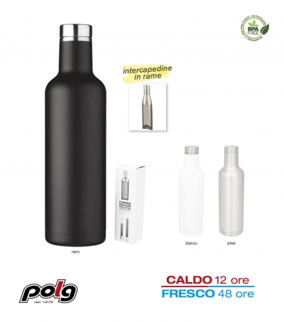 BORRACCIA TERMICA MATT 750 ML