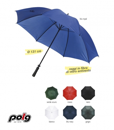 OMBRELLO ANTI TEMPESTA MANUALE