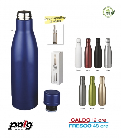 BORRACCIA TERMICA SHAPE 500 ML