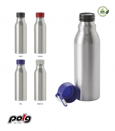 BORRACCIA IN ALLUMINIO 600 ML